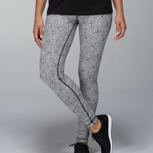 Lululemon Wunder Under Pant Plush Petal Coal 8